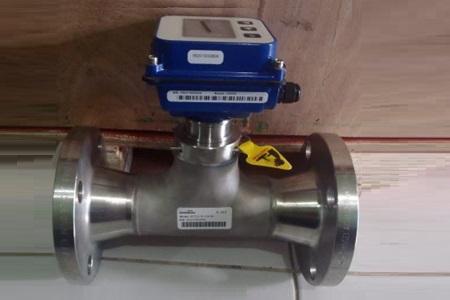Seametrics TX-80 Insert Turbine water Flow Meter