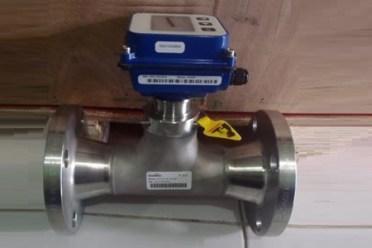 Seametrics TX-80 Turbine Flow Meter