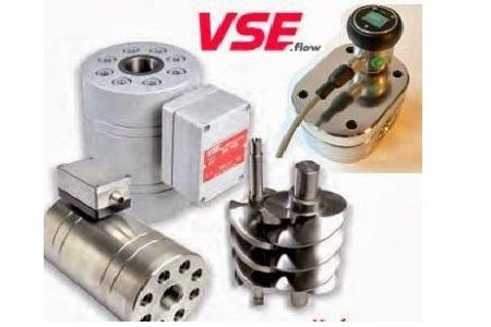 VSE Positive Displacement Flow Meters