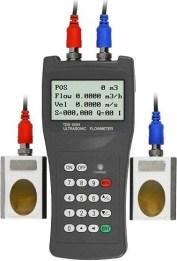 TDS-100H Hand-Held Ultrasonic Flow Meter