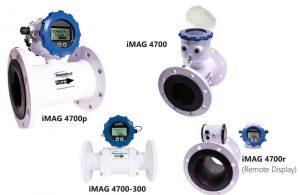 Seametrics Electromagnetic iMAG Series Flow Meter