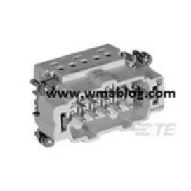 Connector Sibas HE.10.STI.S HDC Inserts
