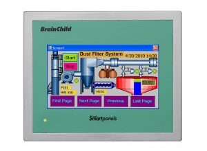 Brainchild Human Machine Interface (HMI) Type 750