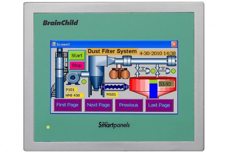 Brainchild Human Machine Interface (HMI) Type 750