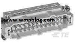 HE.24.STI.S.1-24 HDC Inserts Connector Sibas