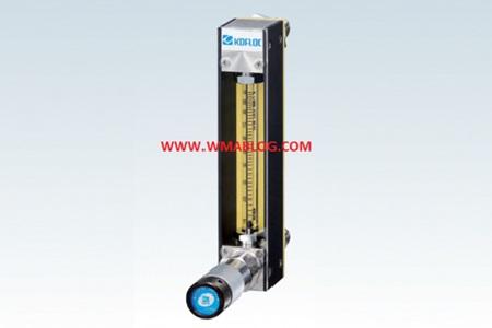 Kofloc RK1500 Series Flow Meter with Bellows Needle Valve