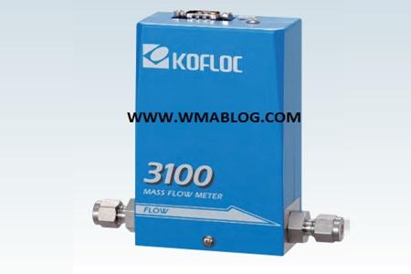 Kofloc 3100 high precision Mass Flow Meter