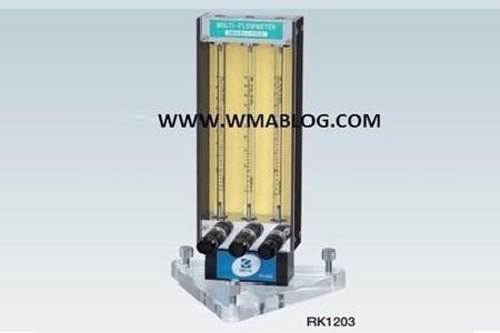 Kofloc RK120X Series Multiple Flow Meter with Needle Valve