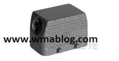 Hoods Sibas Connector HB.10.STS.1.16.G