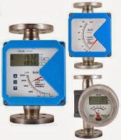 Variable Area Flow Meter, Rotameter