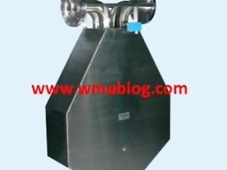 RHM160 Rheonik coriolis mass flow meter