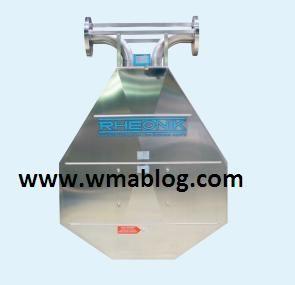 Coriolis Mass Flow Meter Rheonik RHM80