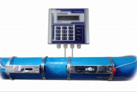 Clamp-on Ultrasonic Flow Meter