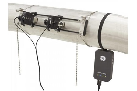 Panametrics GE Ultrasonic Flow Meter
