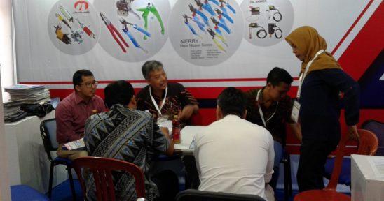 manufacturing indonesia exhibition 2017