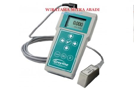 Greyline PDFM 5.1 Portable Doppler ultrasonic Flow Meter