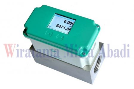 Compress Air Thermal Mass Flow Meter CS VA 525 Cs Instrument