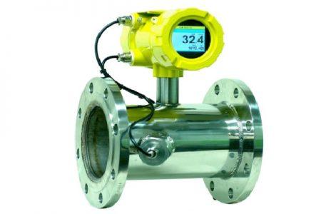 Inline Ultrasonic Flowmeter