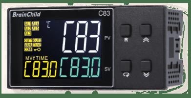 Brainchild C83 Process and temperature controller
