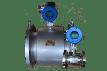 Water Flow meter magnetic