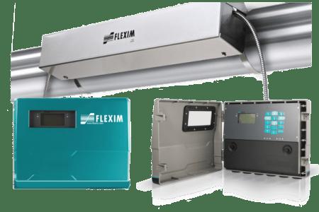 FLEXIM – FLUXUS F721 Series Clamp On Ultrasonic Flow Meter
