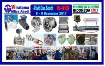 Manufacturing exhibition indonesia 2017