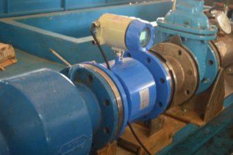 kalibrasi flow meter electromagnetic