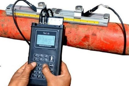 Prosedur Pengoperasian Flow Meter Portable Ultrasonic