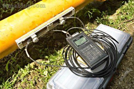 Cara Kerja Ultrasonic Flow Meter