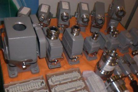 Electrical Connector Kabel Untuk di Industri