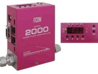 Fcon Digital mass flow meter 2000 Series