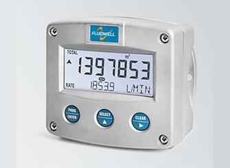 Fluidwell D074 DIN Panel Mount Level or Pump Controller