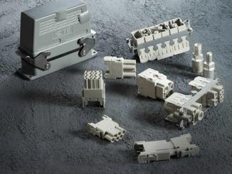 TE heavy duty connector