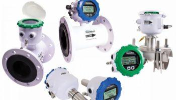 seametric electromagnetic flow meter