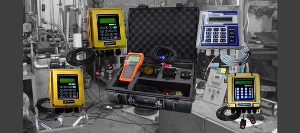 Jenis Flow Meter Ultrasonic