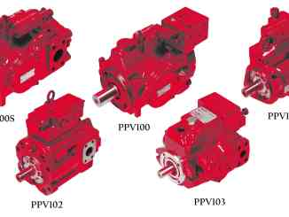 Hydac PPV Series Axial Piston Pump