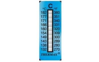 Thermax Tipe C 10 Level Temperature Strip