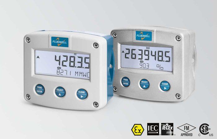 Fluidwell F173 Intrinsically Safe – Level Monitor