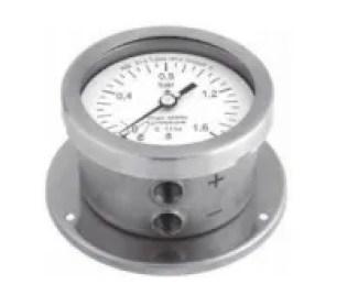 Differential Pressure Gauge DB Series Delta Mobrey