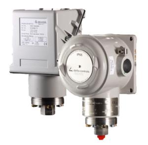 Delta Mobrey S22 Series Pressure Switch