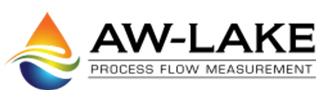 """AW Lake Paddle Wheel Flow Meter """"Flow Stat"""""""