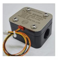 Digital Flow Alumunium Flow Sensor