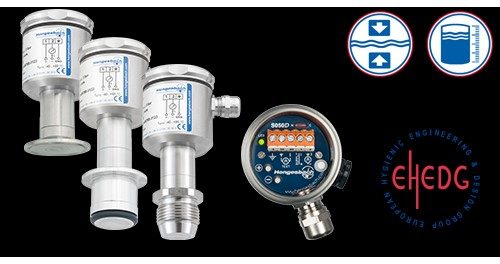 Flush-Mounted Pressure Transmitter TCF050D Hengesbach