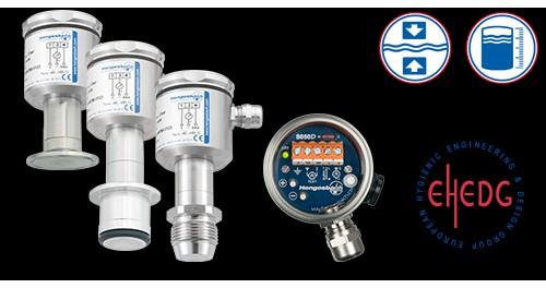 Flush-Mounted Pressure Transmitter TCF050D