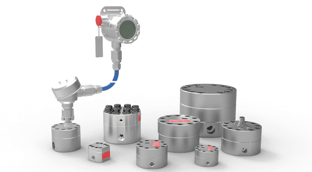 Kem Kuppers ZHM Gear Flow Meters