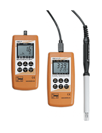 Kobold Flow, Humidity and Temperature Hand-Held Measuring Unit HND-F115