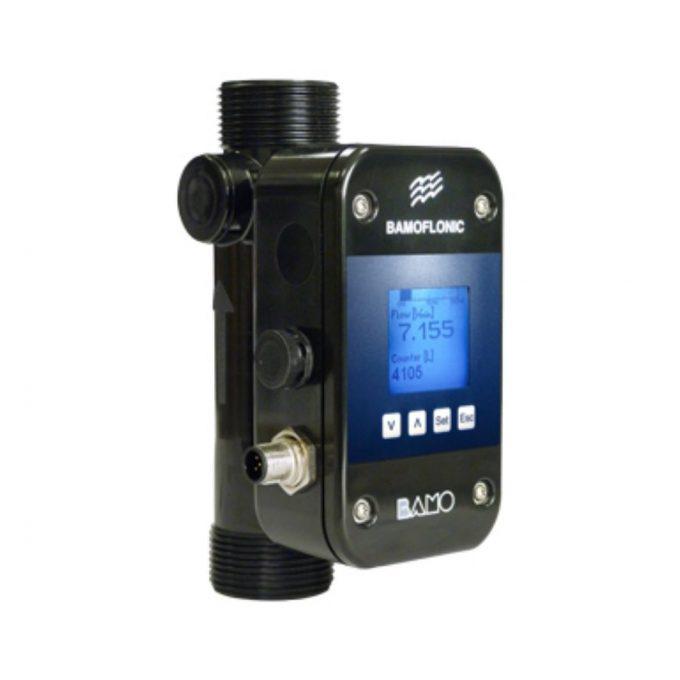 Bamo Ultrasonic Flow-Meter BAMOFLONIC
