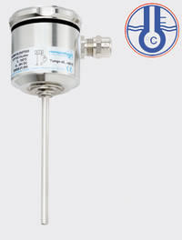 Weldable Resistance Thermometer TP15 Series