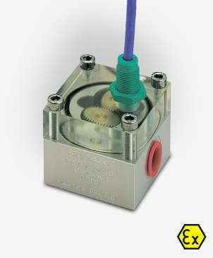 Kytola Oval Gear Flow meter Model 2950