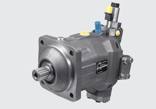 Linde CMV Variable displacement motors for closed and open circuits